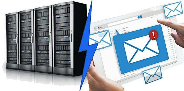 Email should not be hosted with your website and here's why