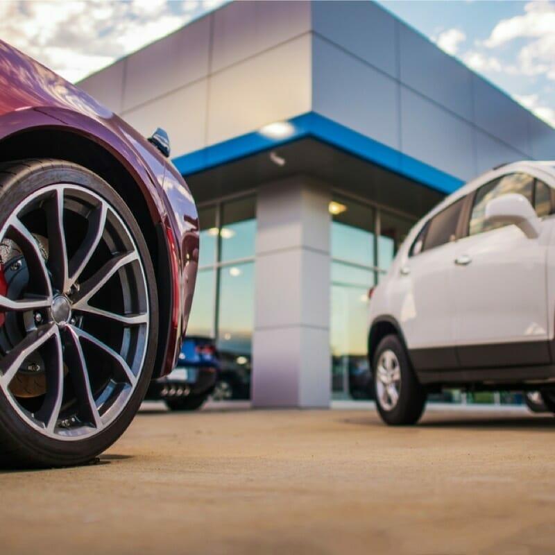 Press Wizards web design portfolio for auto dealerships